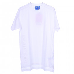 T SHIRT BASICA IN COTONE BIANCO