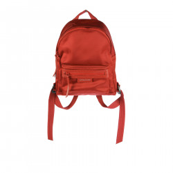 RED CLOTH BACKPACK
