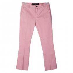 PINK COTTON PANTS