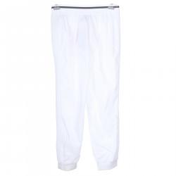 WHITE TRACKSUIT PANTS