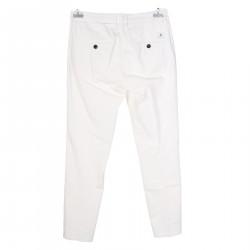 COTTON WHITE PANTS