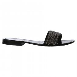 BLACK SLIPPER KENNEDY MODEL