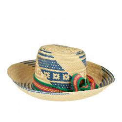 BLUE FANTASY STRAW HAT