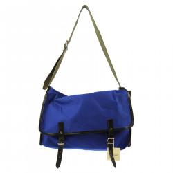 BLUE SHOULDER BAG