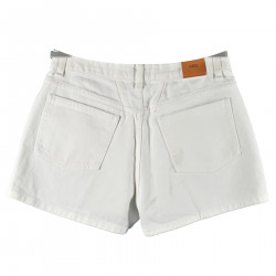 SHORT IN JEANS BIANCHI