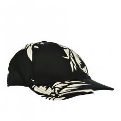 BLACK AND WHITE FANTASY CAP