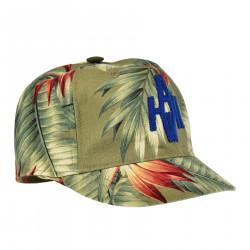 GREEN FANTASY COTTON CAP