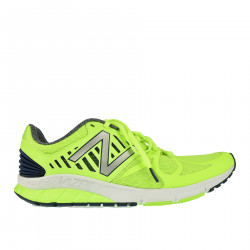 YELLOW GREEN RUNNING SNEAKER
