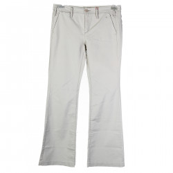 FLAIRED BEIGE PANTS