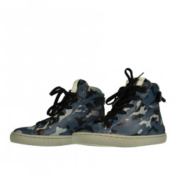 HIGH SNEAKER CAMOUFLAGE