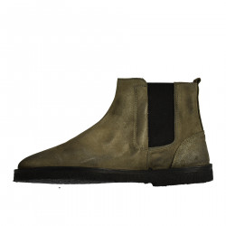 TURTLEDOVE SUEDE BOOTS