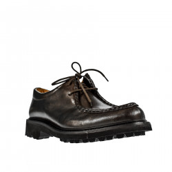 NEVADA BROWN LACE UP SHOE