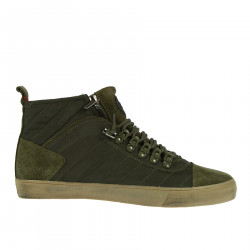 MILITARY HIGH SNEAKER