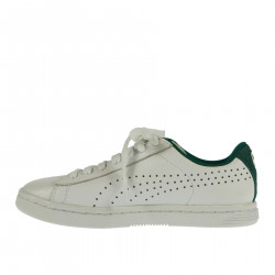 BASKET HEART WHITE SNEAKER