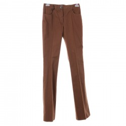 BROWN PANTS
