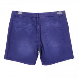 BLUE OVER SHORTS