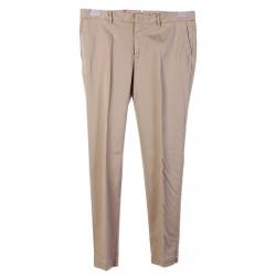 BROWN SLIM SOPHIE PANTS