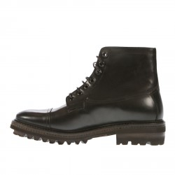 BROWN NEVADA LOW BOOT