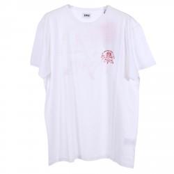 WHITE ROSES T SHIRT