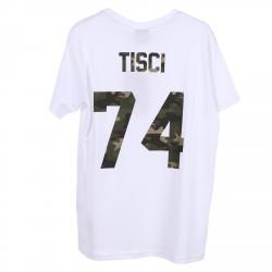 TISCI 74 WHITE T SHIRT