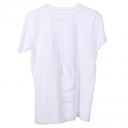 WHITE T SHIRT WITH LOVE PRINTED