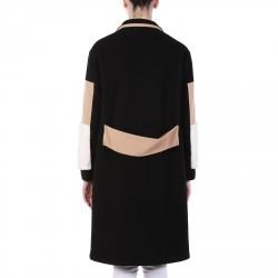 LEONIDA BLACK COAT