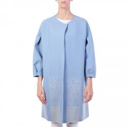 GALAXY LIGHT BLUE COAT