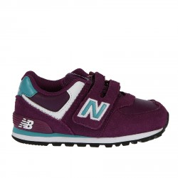 VIOLET SNEAKER WITH STRAP