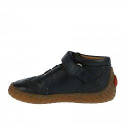 WOODY BASK PERFOS LACE UP SHOE