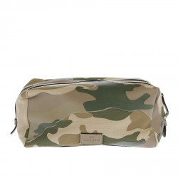 LEATHER AND FABRIC MILITARY FANTASY TROUSSE