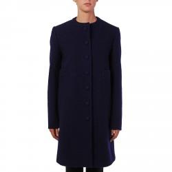 BUTTONS BLUE COAT