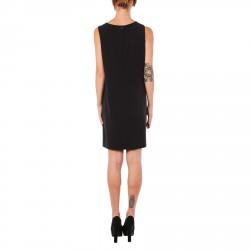 BLACK DRESS FLOWER FANTASY