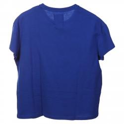 ELETTRIC BLUE T SHIRT