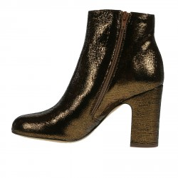 FUSION BRONZE ANKLE BOOT