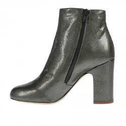 FUSION GREY ANKLE BOOT