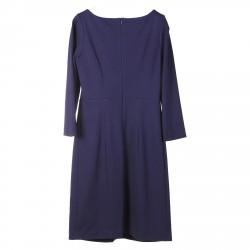 BLUE DRESS NAIF MODEL