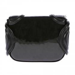 FANTASY BLACK LEATHER BAG