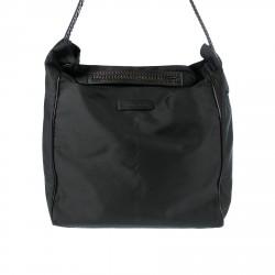 BLACK BAG WITH SHOULDER BELT