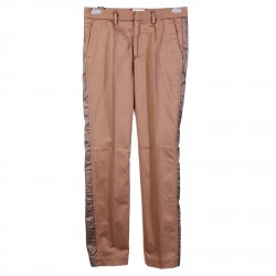 PANTS WITH SIDE STRIPES RIDGE COT TAPE MODEL