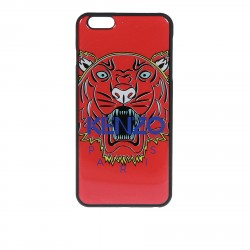 RED COVER WITH TIGER