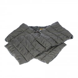 GREY PADED STOLE