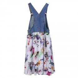 SALOPETTE LONG DRESS