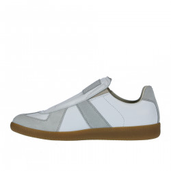 SLIP ON SNEAKERS BIANCHE