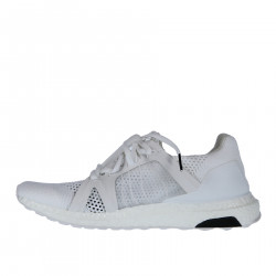 WHITE SNEAKERS ULTRA BOOST MODEL