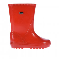 RED RUBBER BOOT