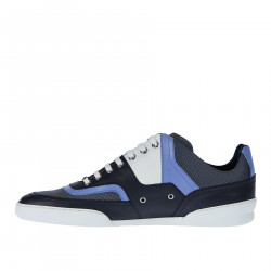 WHITE AND BLUE FANTASY SNEAKER