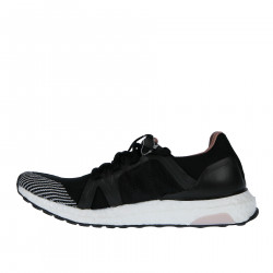 BLACK AND WHITE SNEAKER ULTRA BOOST MODEL