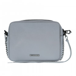 PEARL LEATHER SHOULDERBAG