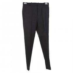 GREY ASPHALT LONG PANTS WITH BACK POCKET