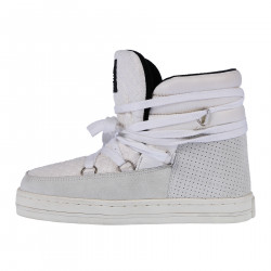 SPACE BOOT BIANCO